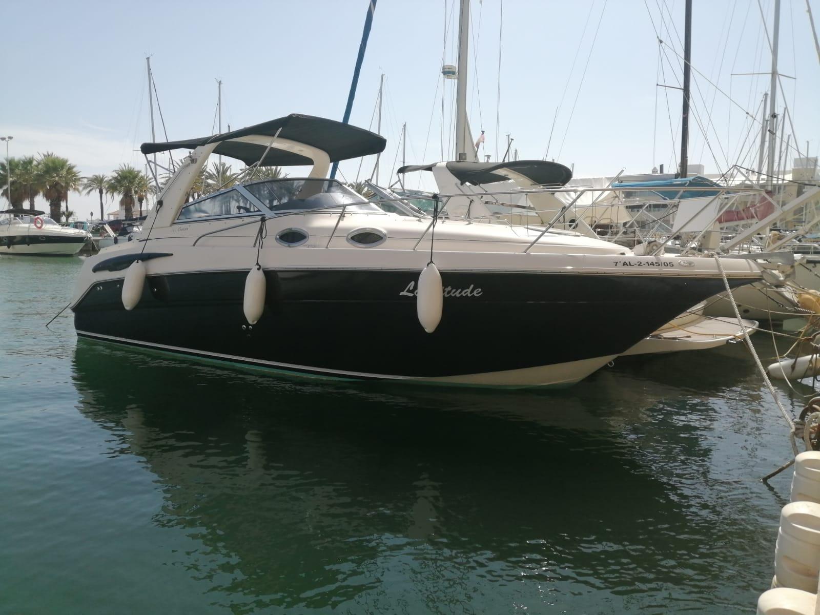 Monterey 282 CR
