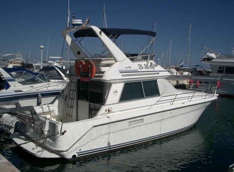 Sea ray 37 Sedan