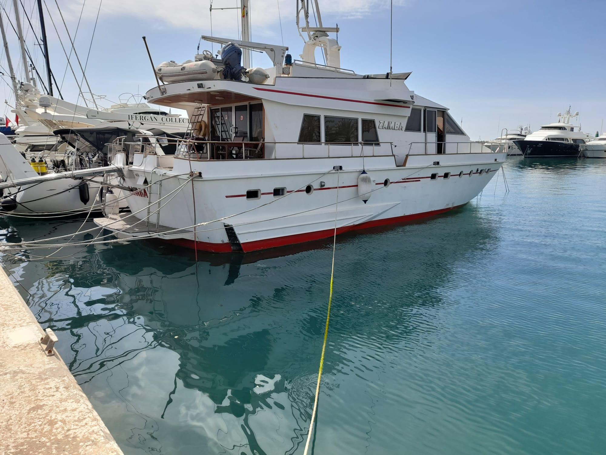 Motor Yacht Zamba